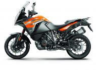 KTM 1290 Super Adventure S orange 2019