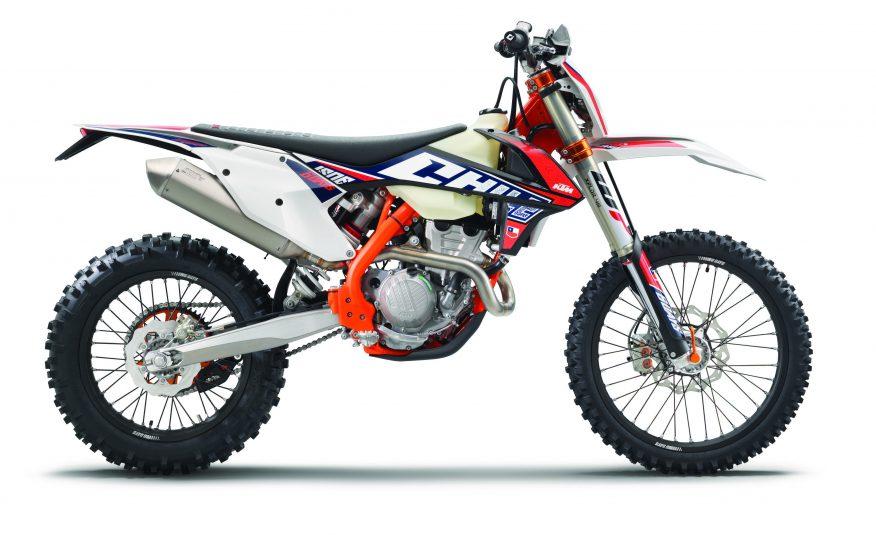 KTM 250 EXC-F Six Days 2019