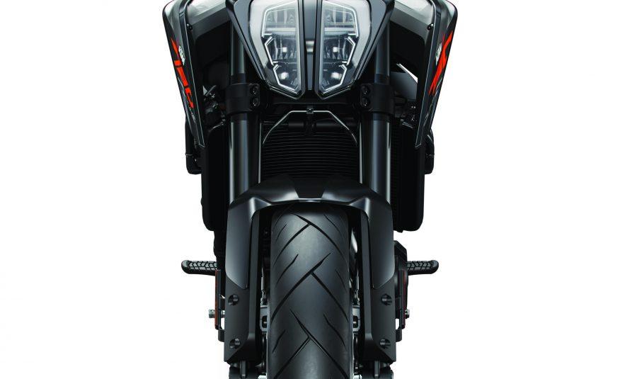 KTM 790 Duke schwarz 2019