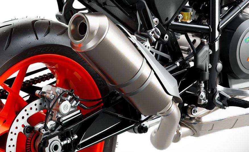 KTM 690 Duke 2019