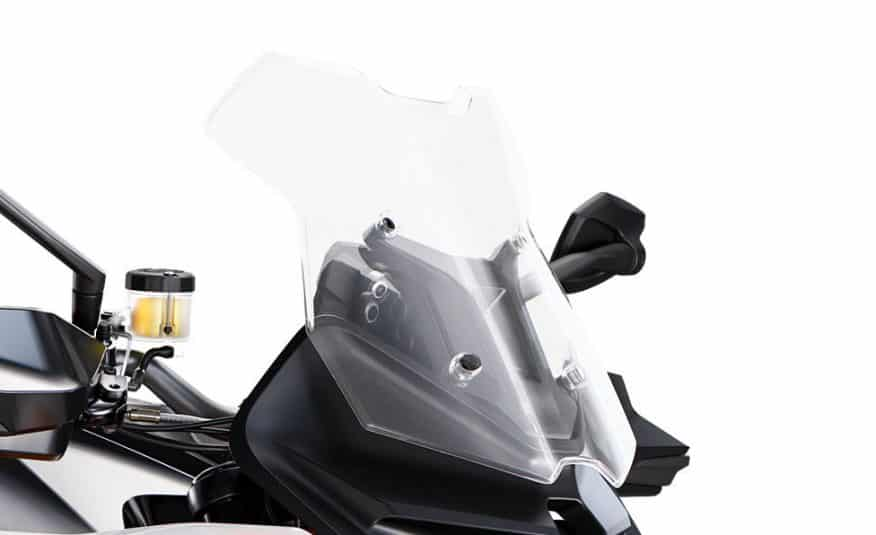 KTM 1290 Super Duke GT schwarz 2019